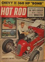 HOT ROD March 62 by boogster11