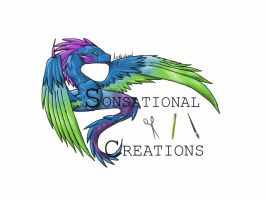 SonsationalCreations Logo by Acrylic-blood