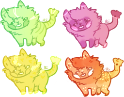 BUY THESE LIONS by RenInk
