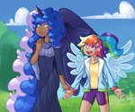 .: Request :. Chit-Chat Between Feathered Friends by iScribbleChocotroll