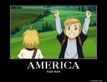 Alphonse Elric (AMERICA FUCK YEAH) by AlphaMoxley95