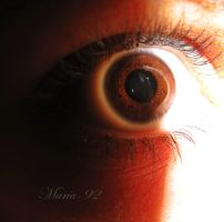 - Just my eye - by Maria-92