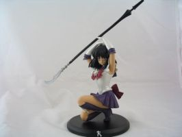 Sailor Saturn sitting by Miakafr