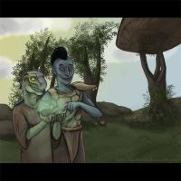 Morrowind Memories by PlaviGmaz