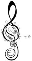 Opeth Clef by StiligeCecilie
