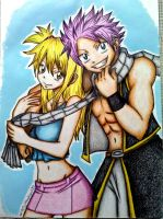 NaLu by angelwithoutsoul89