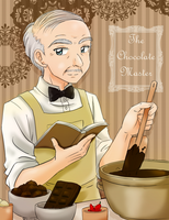 The Chocolate Master by chikorita85