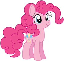 Pinkie Pie again! by HeartinaThePony