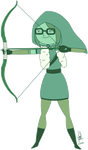 Commission Flufflylink Gemsona small by fluffylink