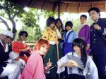 Omake from Kenshin shoot! by ArayaSkye