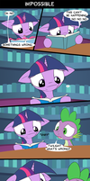MLP Impossible! by LoCeri