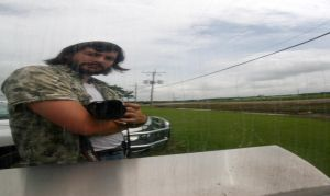 Self Portrait in Dairy Tanker by JaredPLNormand