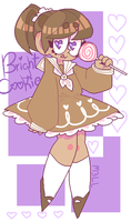 [FANART] Bright Cookie by Sluggy-Slimes