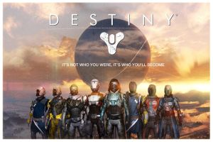 Destiny Beta Memorial by YoneSantana