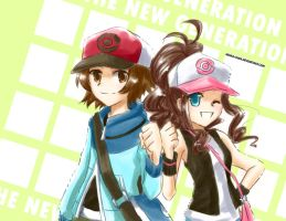 poke new generation by Ashka-chan