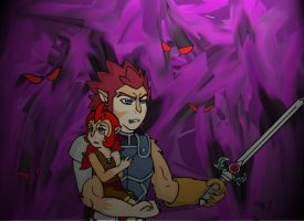 Thundercats - Commission, I'll protect you... by becky016