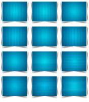 FREE 180 Line Patterns by BlueMonkeyLab