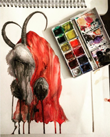 Krampus by ash0101