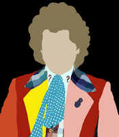 Colin Baker by TheFemaleDoctor1073