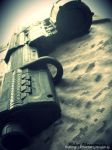 Rifle on Marpat by Ruby288