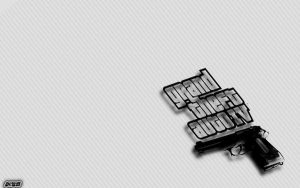 Grand Theft Auto 4 minimal by IMdotMS