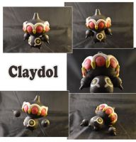 Weekly Sculpture: Claydol