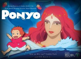 large Ponyo ad by Pooky-di-Bear