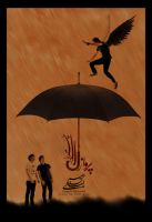 an umbrella 4fly by IMIr by IMI2153