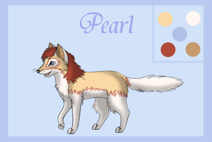 Pearl Character Sheet by Perlenmond