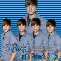 Justin Bieber Pack One by worldwide-editions