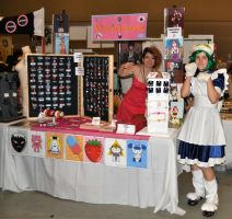 Otakuthon 2011 Artist Alley by MartineLand