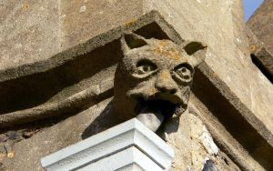 Tower Carvings 08 by RoyalScanners