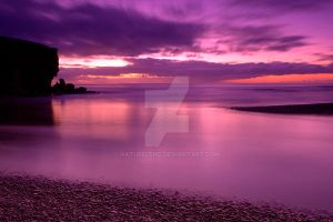 Budleigh Salterton by naturelens