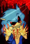 Sonic.exe by Miss-Sue-Monroe
