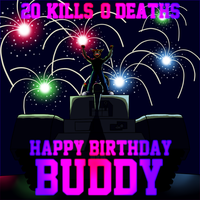 Gift: Buddy1913 by MostWanted06