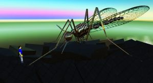 Second Life Bug by nftadaedalus
