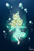 I'm drowning by Okamiratte