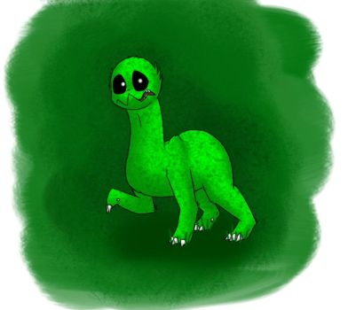 Creeper by BashfulSoul