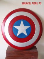 Captain America shield_04 by raultumba