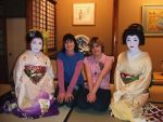The Geisha and the commoners by venuslove