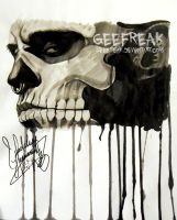Rick Genest- Profile 6 by GeeFreak