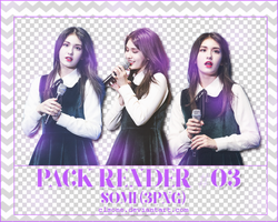 171301 - PACK RENDER #03 - SOMI by CLSone