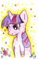Twilight Sparkle by orcakat4