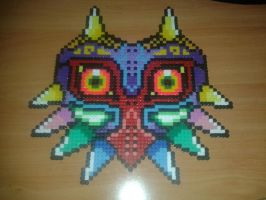 Majora Mask by Jesusclon