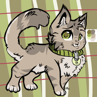 Cocoa Cat Ref by That-CrazyCat