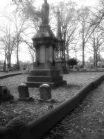 Cemetery Stock 63 by Bound-By-Leather