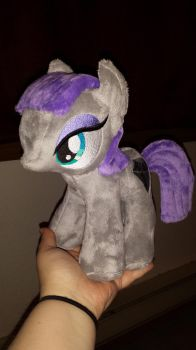 MLP 10 inch standing mare Maud Pie -- EFNW 2015 by RubioWolf