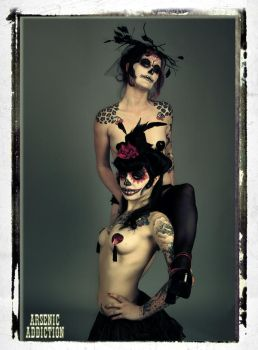 Burlesque of the Dead by Ghouldaddy