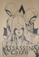 Assassin's Creed by anichka0