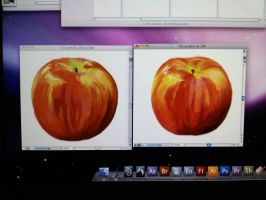 Apples to Apples by dichotomies